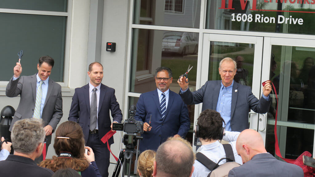 II-VI Opens Illinois Semiconductor Material Center