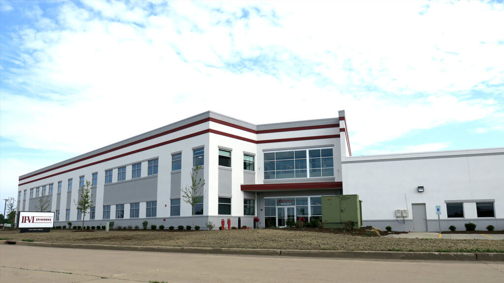 II-VI Incorporated Opens New Facility for Epitaxial Wafer Manufacturing