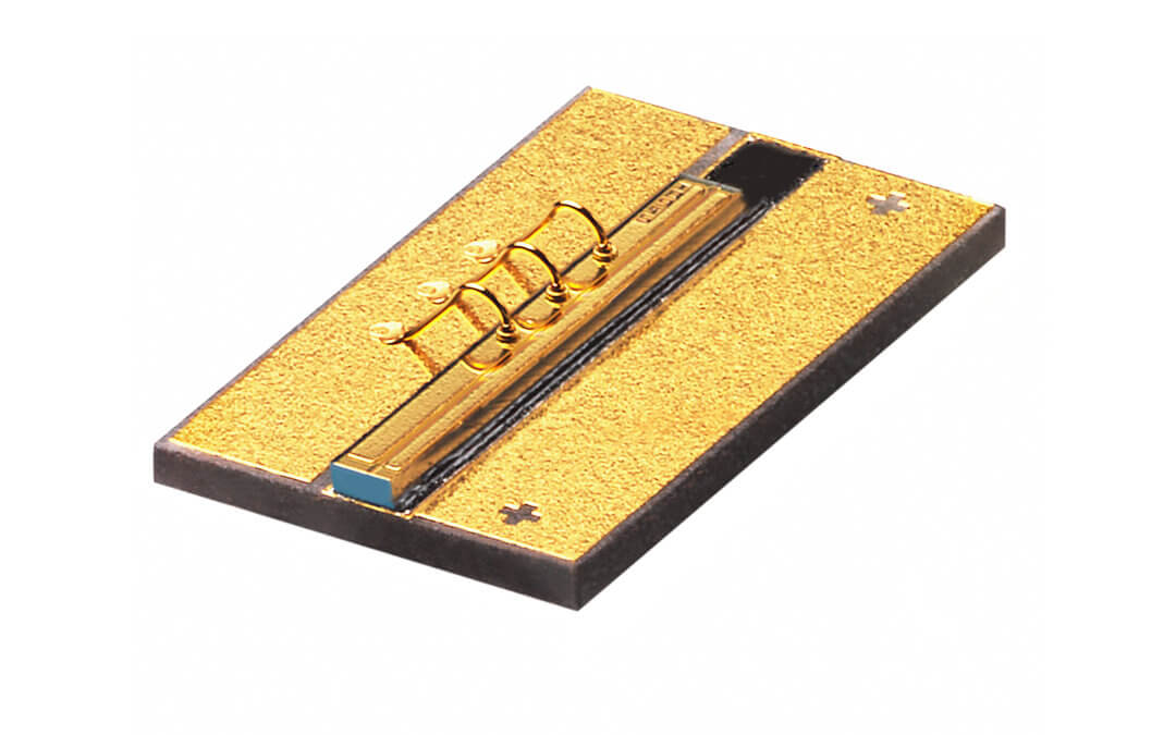 II-VI Incorporated Unveils DFB Laser Diode for 3D Sensing