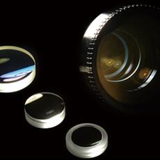 Optics for Display Image