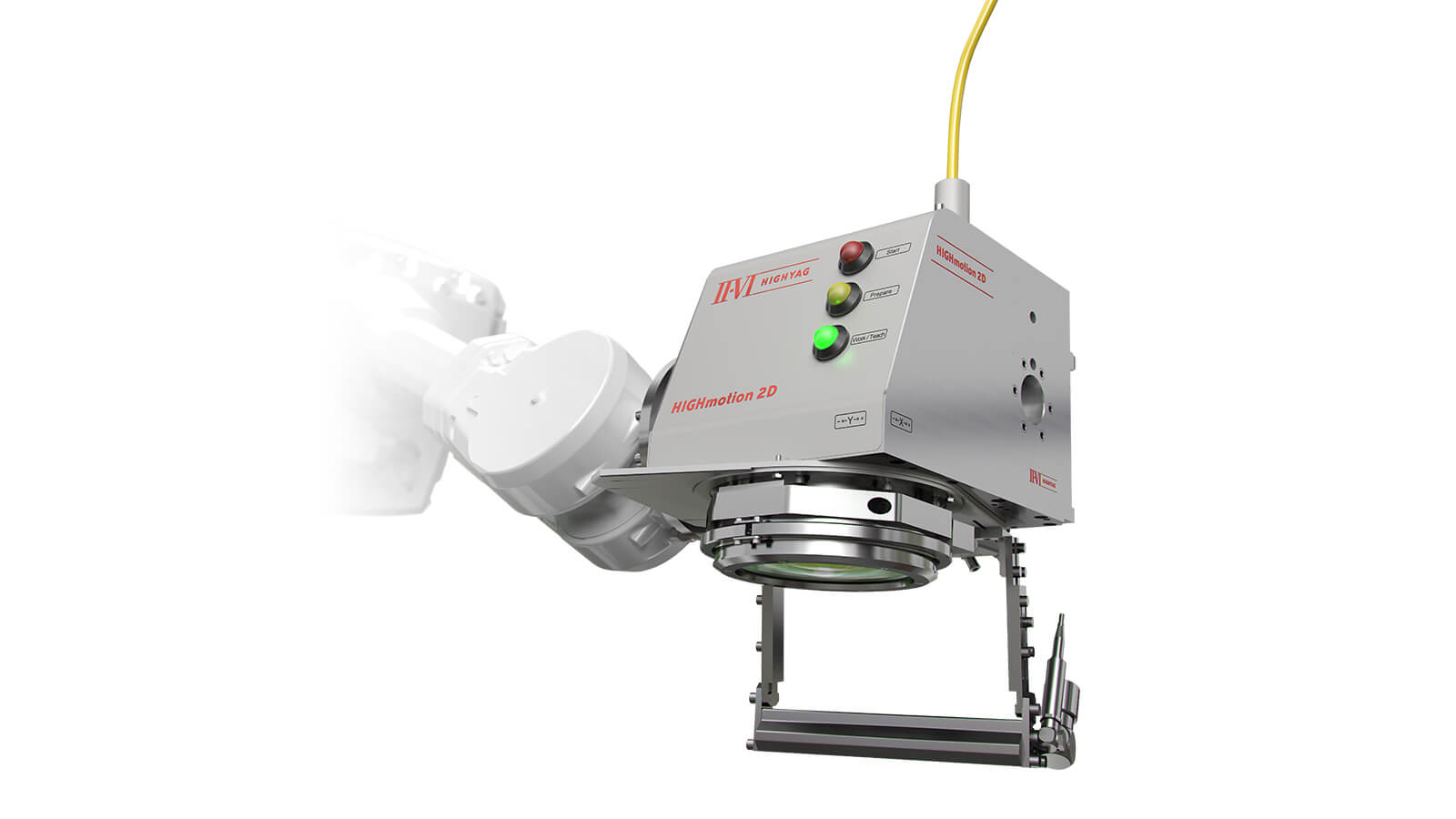 Laser Processing Head HIGHmotion 2D Image