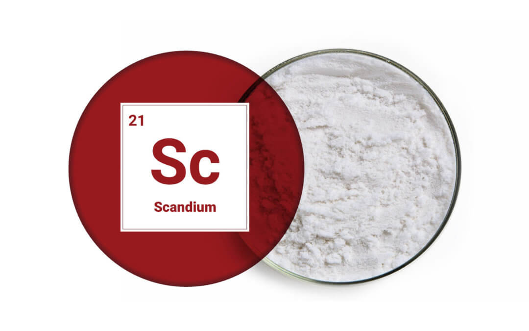 II-VI Incorporated Introduces Breakthrough Scandium Recovery Technology