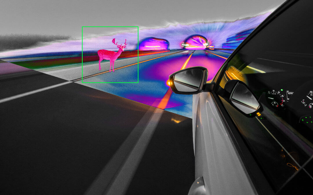 II-VI Incorporated Introduces ZnS Micro Lenses for Automotive Thermal Imaging