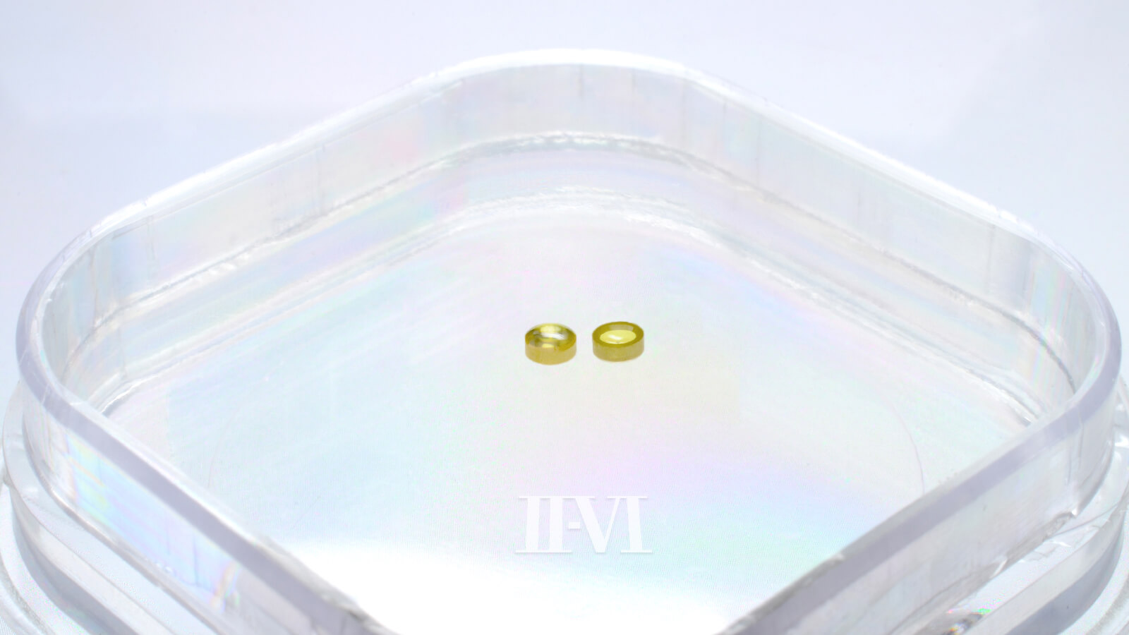 Infrared Aspheric Micro Lenses Image
