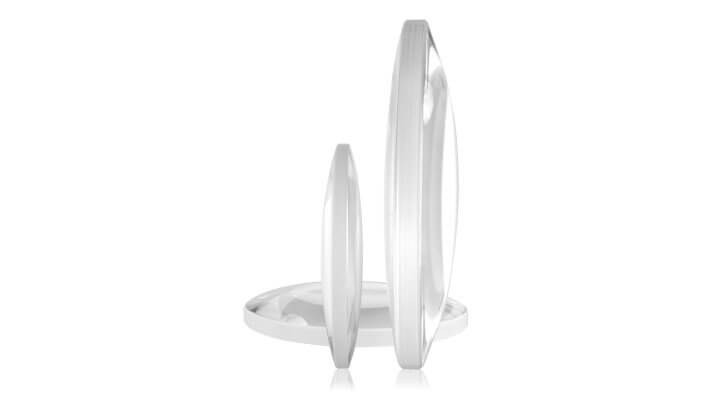 Fused Silica Aspheres 1µm Laser Optics Image