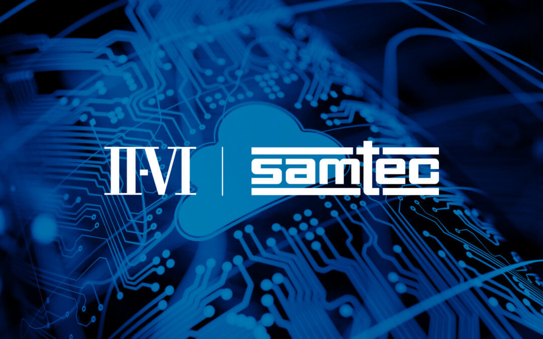 II-VI Incorporated and Samtec Demonstrate 56 Gbps PAM4 per Channel FireFly™ On-Board Optical Engines at OFC 2019