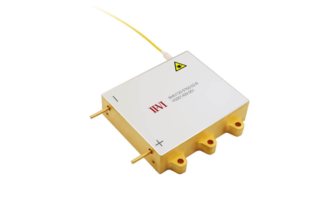 II-VI Incorporated Introduces 120 Watt Pump Laser Modules with  Wavelength-stabilized Output Power for Ultrafast Fiber Lasers