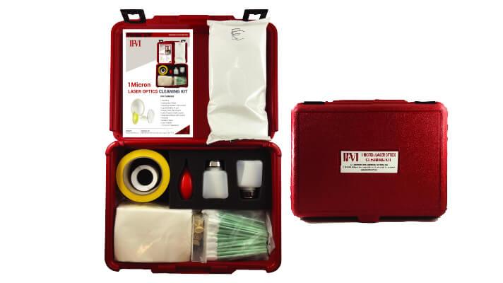 1 Micron Laser Optics Cleaning Kit Image