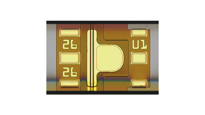 28 GBaud DFB Laser Diode Chip Image