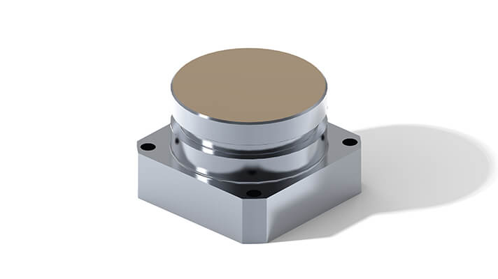 Aluminum Mirrors with Water-Cooling for High-power Lasers Image