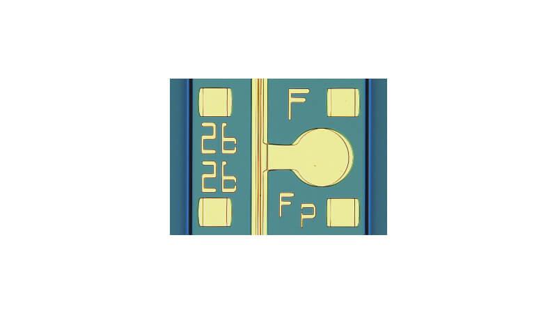 10 Gb/s FP Laser Diode Chip Image