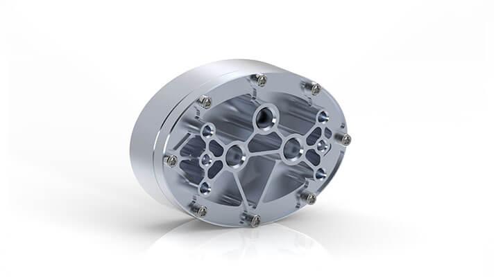 Aluminum Variable Radius Mirrors Image