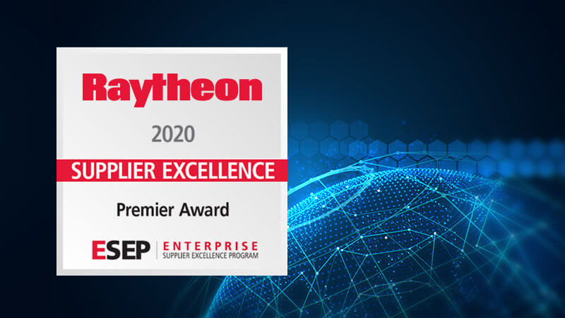 II-VI Incorporated Wins 2020 Raytheon Supplier Excellence Program Premier Award