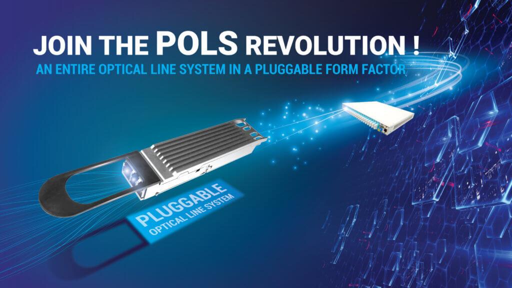 II-VI shrinks an optical line system into an OSFP module