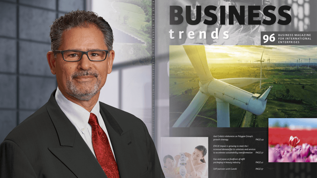 II-VI Features in Business Trends Magazine